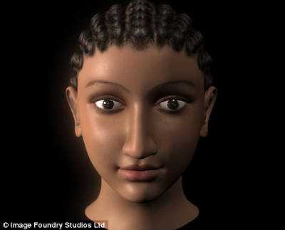 The real Cleopatra -- digitally recreated from the most reliable facts about her