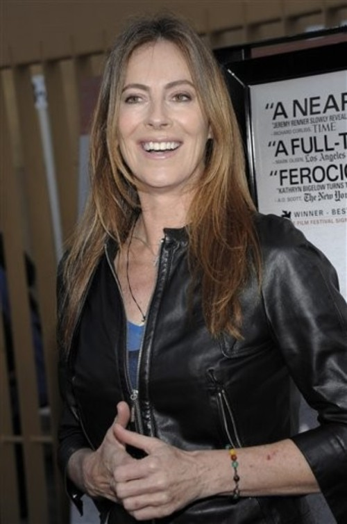 Kathryn Bigelow -- 5 June 2009 -- AP photograph